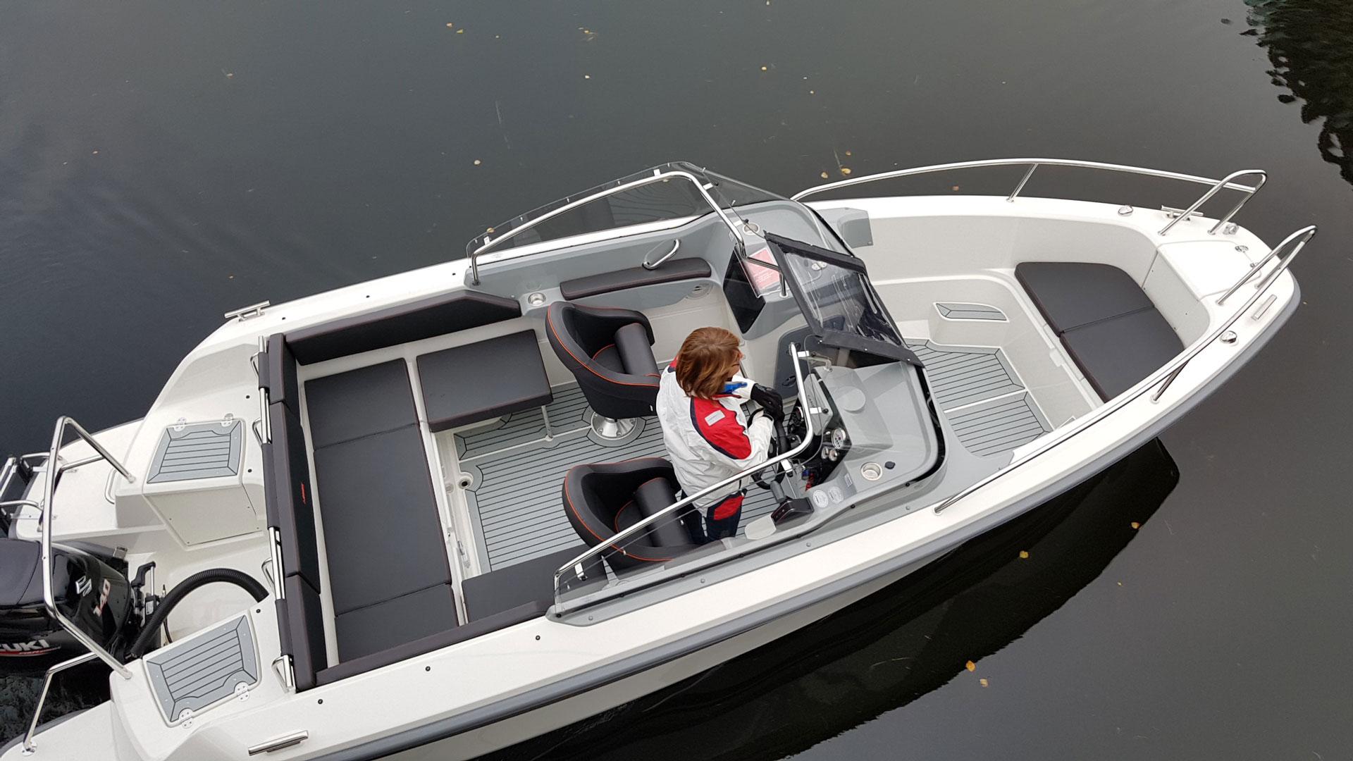 ryds-båt