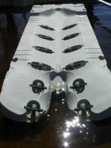 vattenskoterramp