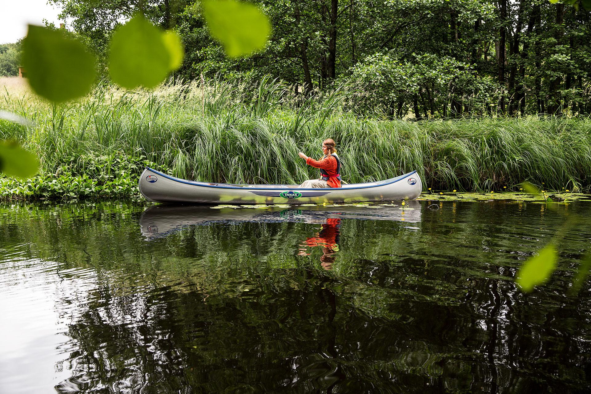 lätt-kanot