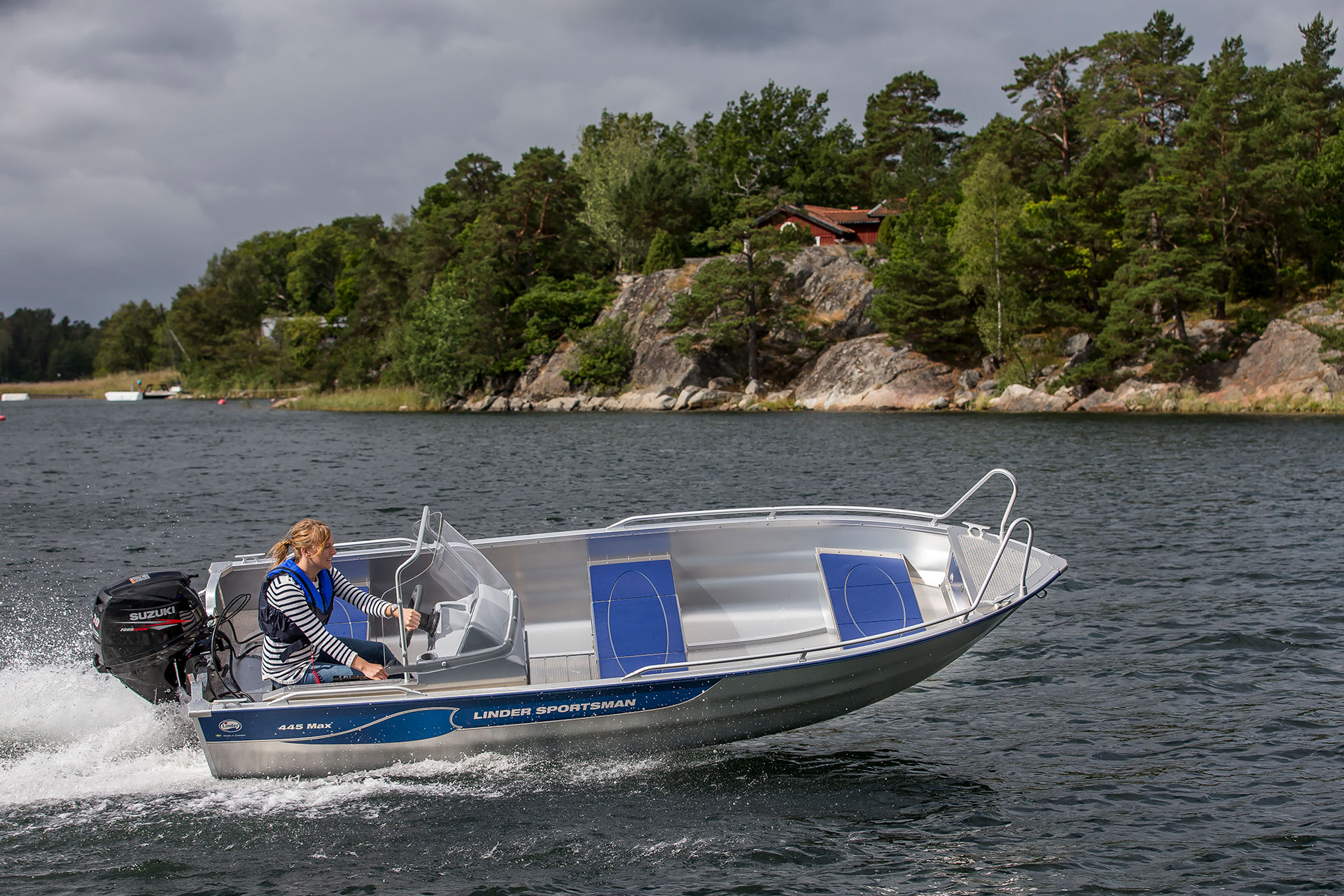sportsman445max-båt