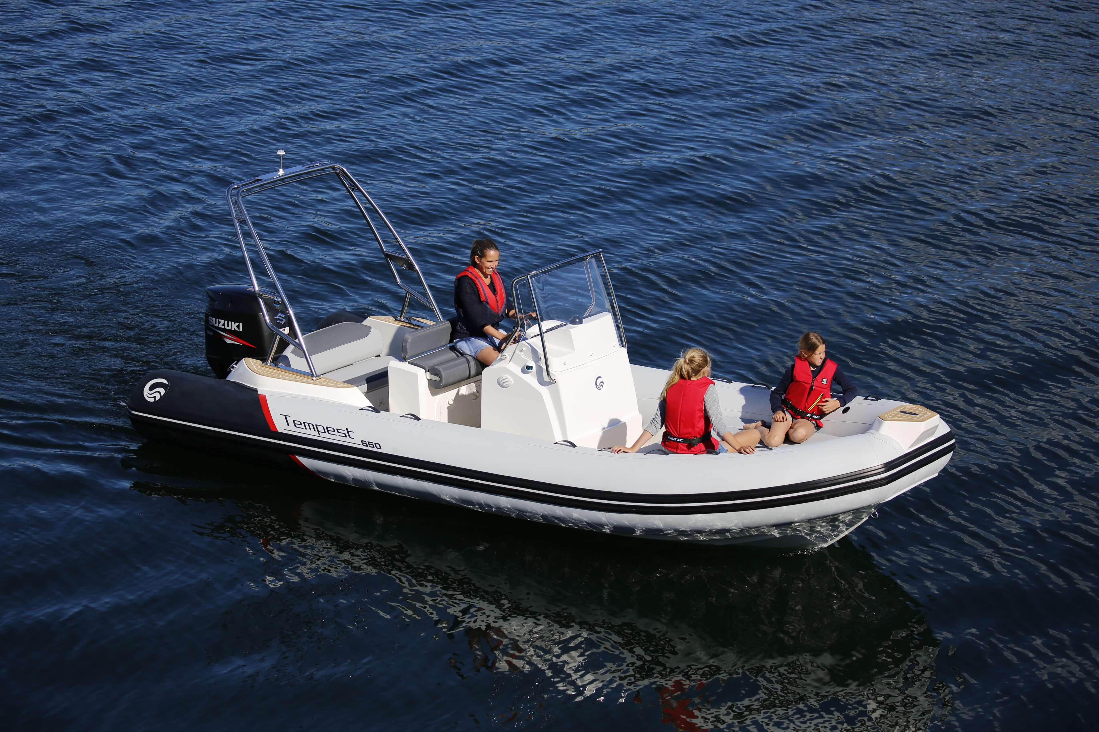 nimbus begagnade båtar